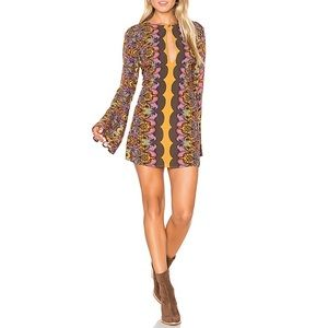 HP✨🖤GORGEOUS Free People tunic BOHO dress